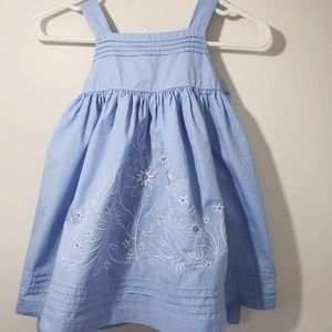 George Embroidered Sun Dress size 5